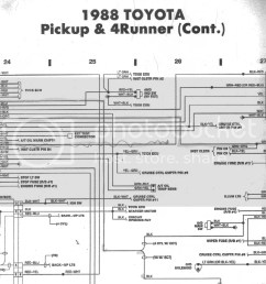 if by that you mean the ect ecu pinout for an 88 89 truck 4runner  [ 1280 x 995 Pixel ]