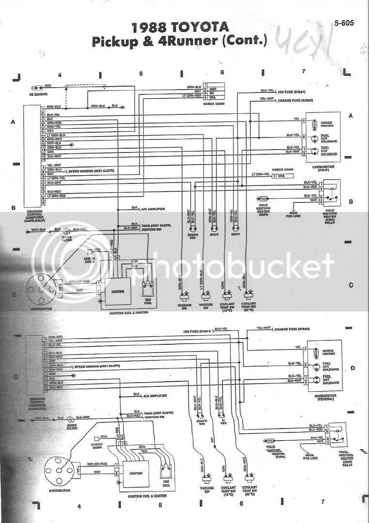 medium resolution of 1990 toyota pickup 3vze wiring diagram all wiring diagram 1990 toyota pickup 22re engine wiring diagram