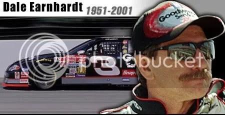 Dale Earnhardt 1951-2001