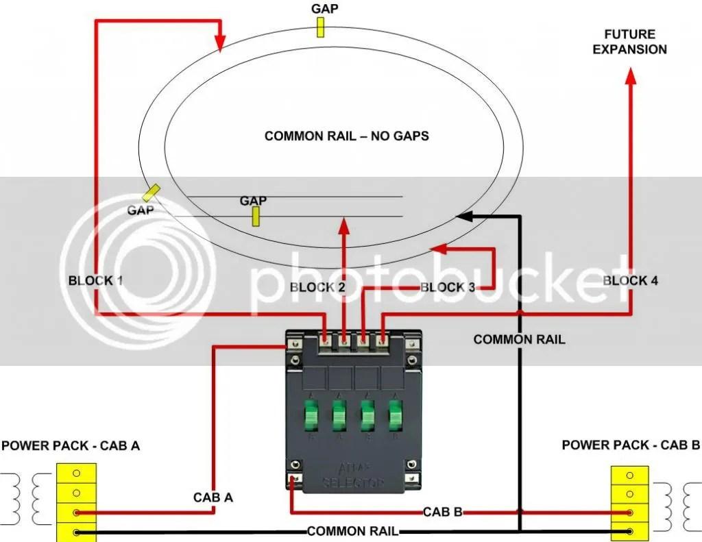atlas track wiring 1sg dbdde
