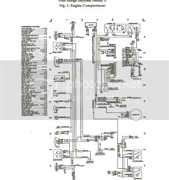 88 dodge daytona shelby z wiring harness [ 894 x 1023 Pixel ]