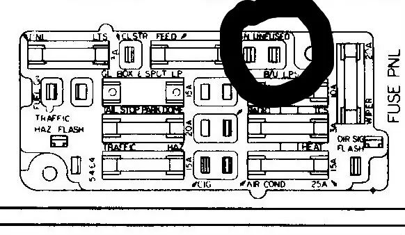chevy truck fuse block diagrams on car engine drawings ls7