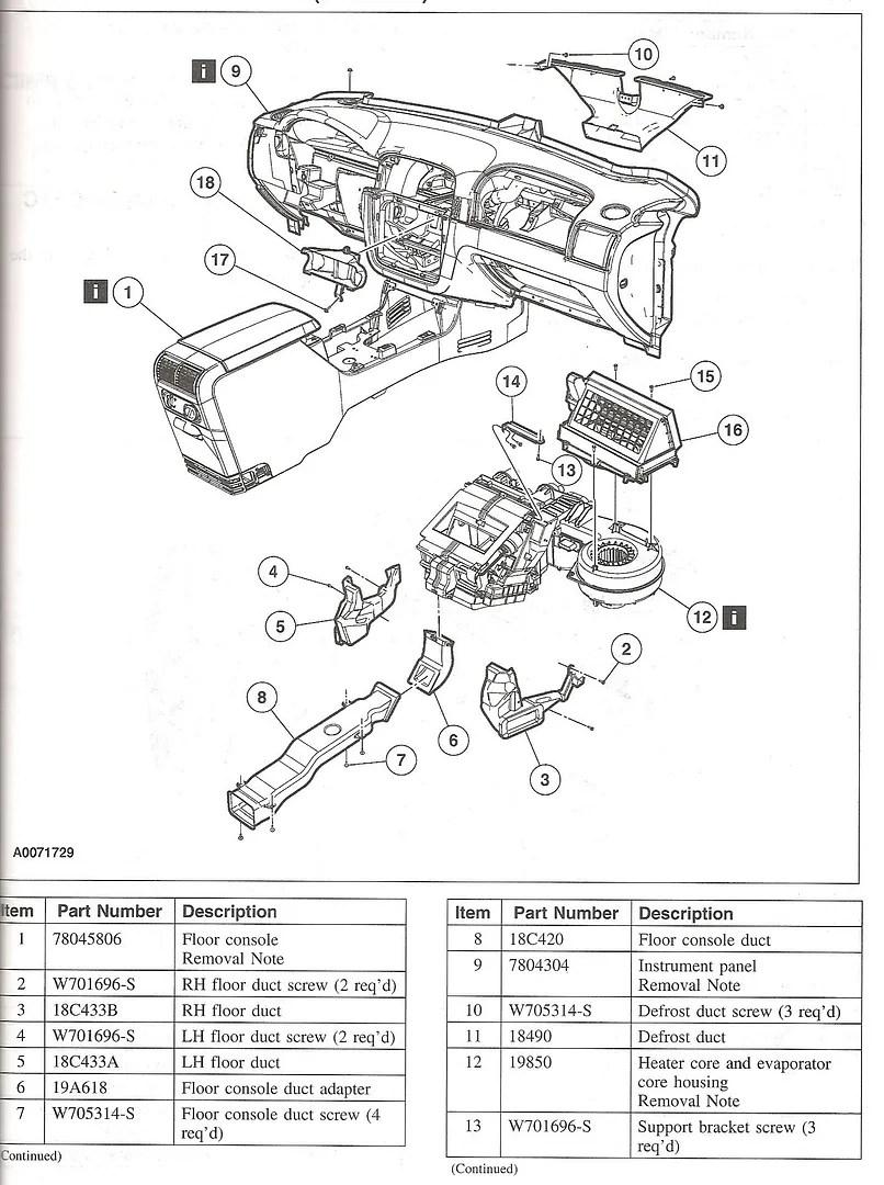 2006 Ford Explorer Blend Door Actuator Image collections