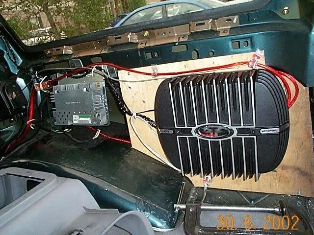 98 Ford Radio Wiring Diagram