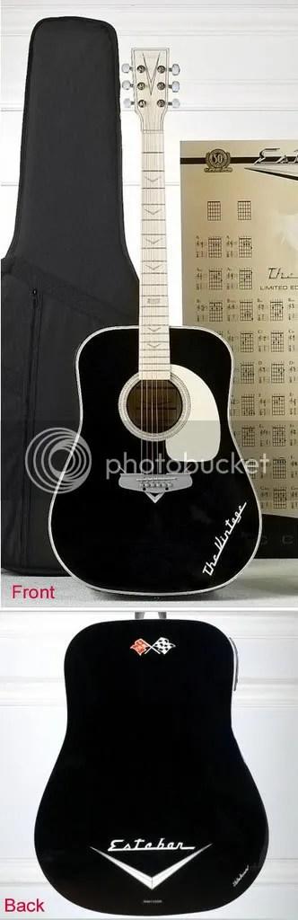 Esteban Guitar Package : esteban, guitar, package, Esteban, Guitars, Ultimate, Guitar