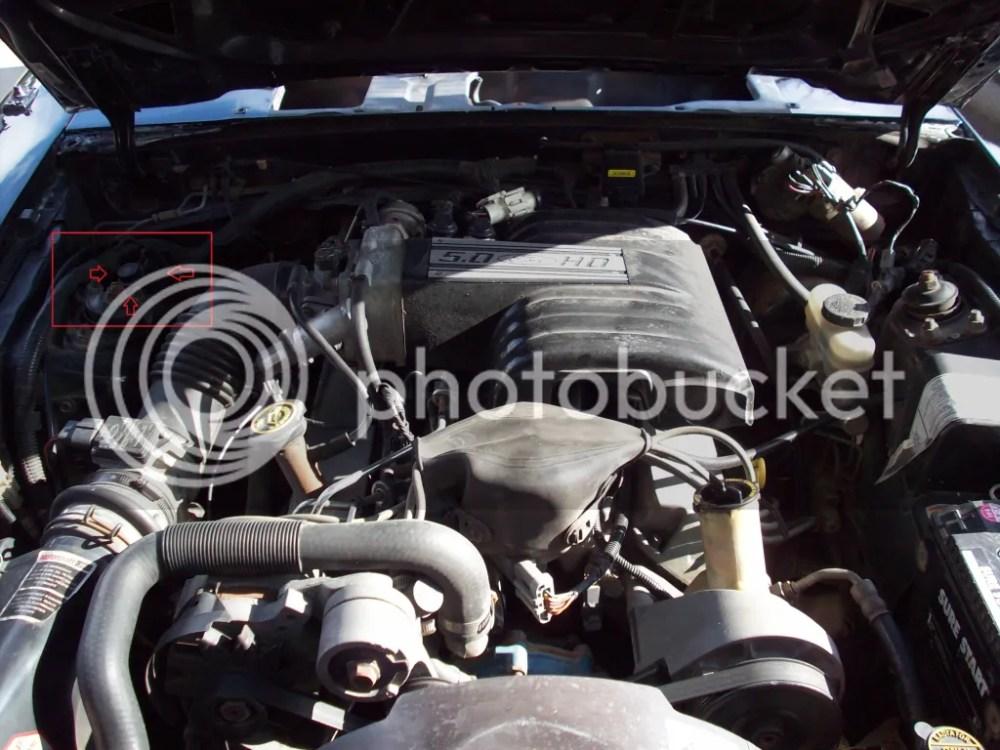 medium resolution of vacuum leak hints or running lean ford mustang forums corral net mustang forum