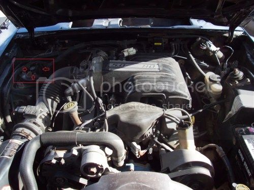 small resolution of vacuum leak hints or running lean ford mustang forums corral net mustang forum
