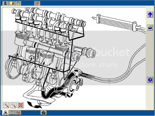 small resolution of  saab 9 5 serpentine belt tensioner report this image