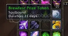 Brewfest Tokens