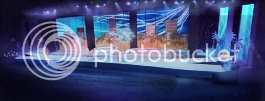 Stage Set 4 - Glamour Goddess