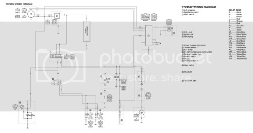 small resolution of 2006 yfz 450 wiring diagram wiring diagram log 06 yamaha yfz 450 wiring diagram 2006 yfz