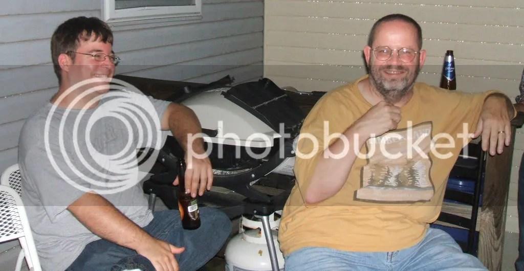 John and Dad