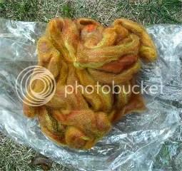 50 Merino / 50 Mohair - Persimmon Tree Farm