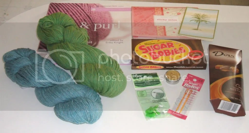 Summer of Yarn Love Swap