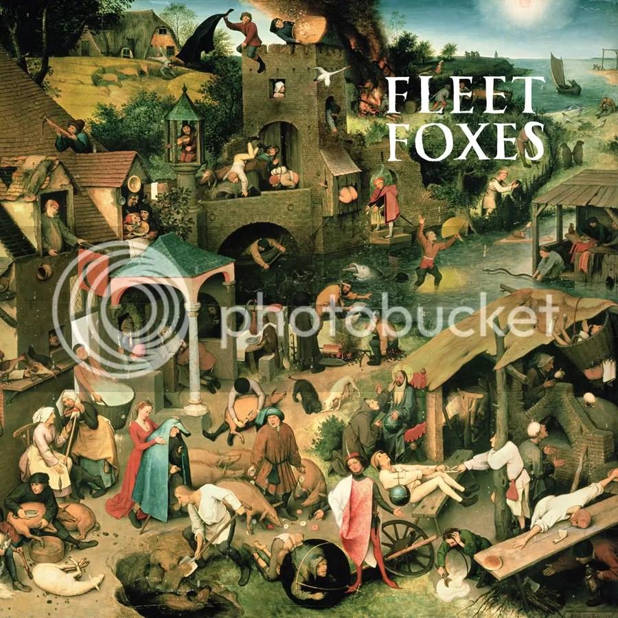 Fleet Foxes cover by Pieter Bruegel