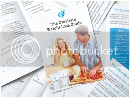 gravitate meal plan