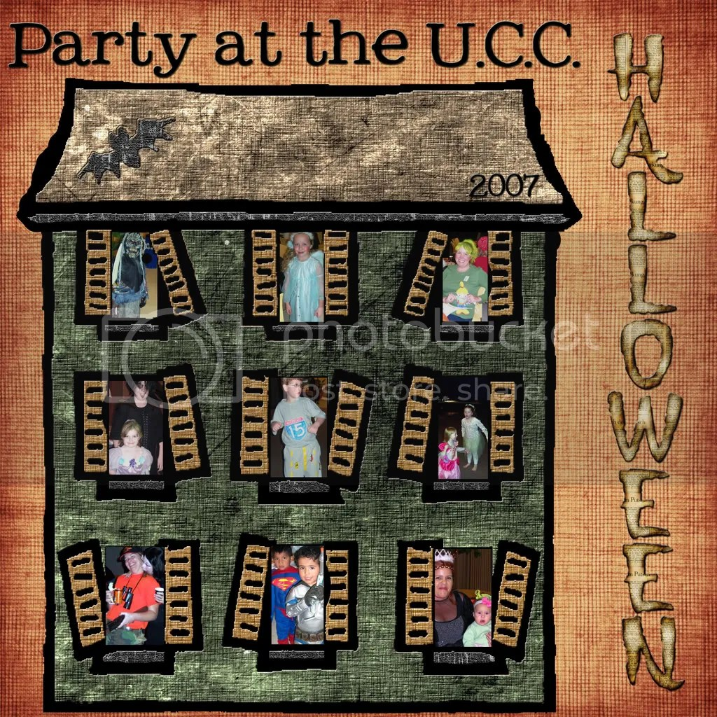 Party at U.C.C.