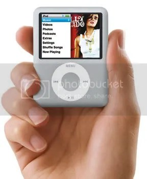 The New Phat iPod nano