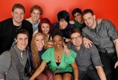 American Idol Season 8: Top 10