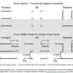 Wiring Diagram For Forward Reverse Single Phase Motor 180sx Reversing Switch Manual E Books What Sort Of Do I Need A On Awhat