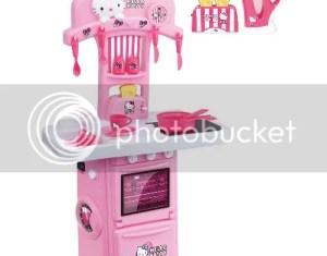 Hello Kitty Kitchen Toy