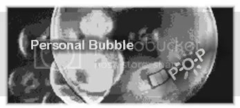 Personal Bubble