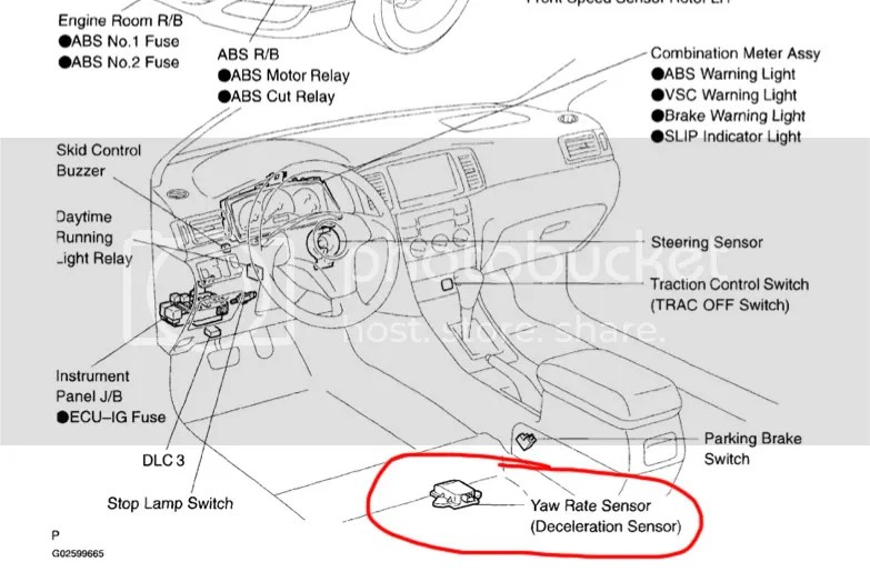 Yaw Sensor Location Toyota, Yaw, Free Engine Image For