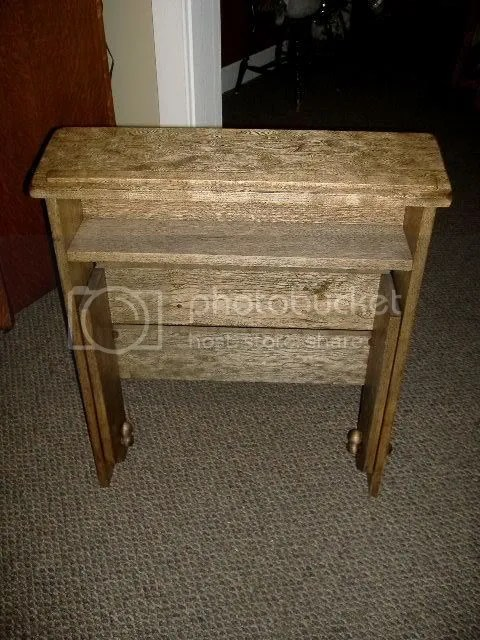 Details about Prayer Bench Prie Dieu Oak Wood Kneeler by Wayne Sims
