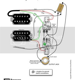 push pull interpretation post here some diagram pickup wiring for dimarzio and seymour duncan [ 809 x 1023 Pixel ]