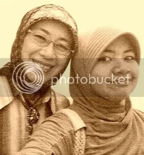 Ma dan Mama, foto baru lho! :D