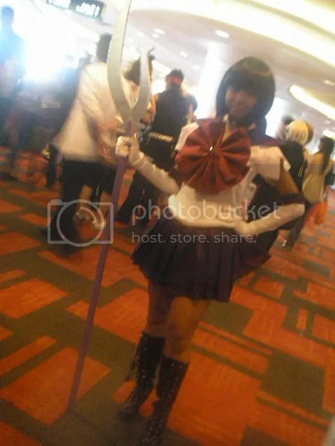 Sailor Saturn (Sailormoon)