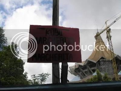 crappy signboard