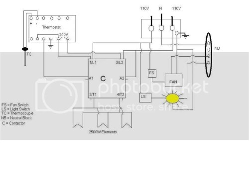 small resolution of help finishing oven plz labelled pictures inside will paypal for rh forum caswellplating com motor starter kiln controller wiring diagram