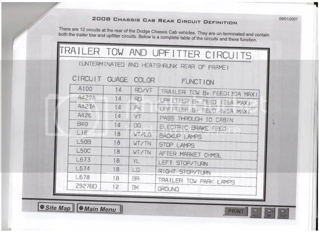 2011 Avenger Fuse Diagram Trailer Wiring Dodge Diesel Diesel Truck Resource Forums