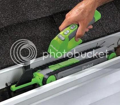 iRobot Looj gutter cleaner
