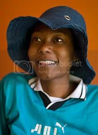 Maureen - Inspirational Chairperson of Uzima Foundation