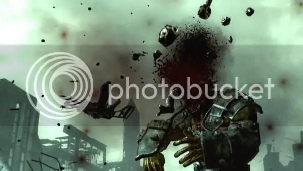 Fallout 3: unpleasant