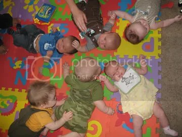 09.23.09 - with Max, Holden, Collin, Blake and Cooper