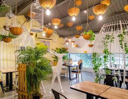 BT 蝴蝶餐廳室內空間