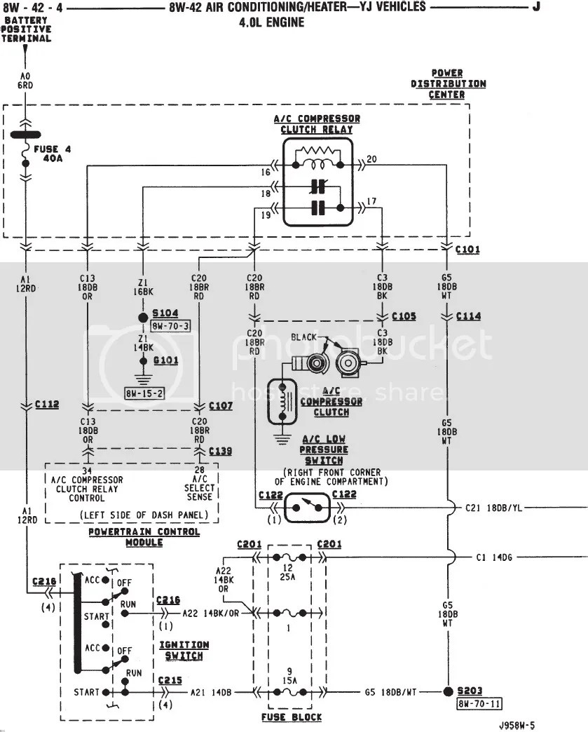 Jeep Wrangler Ac Wiring Diagram : 31 Wiring Diagram Images