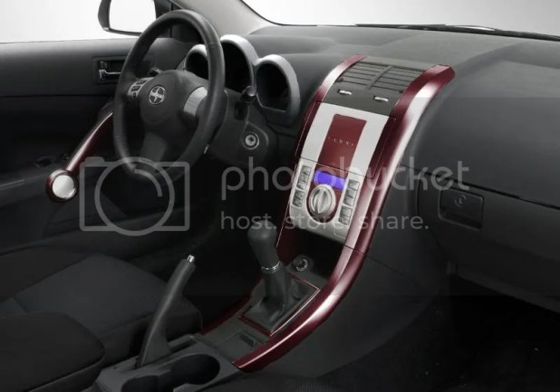 Scion Tc Interior Trim Pieces