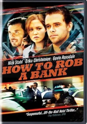 How To Rob A Bank film izle