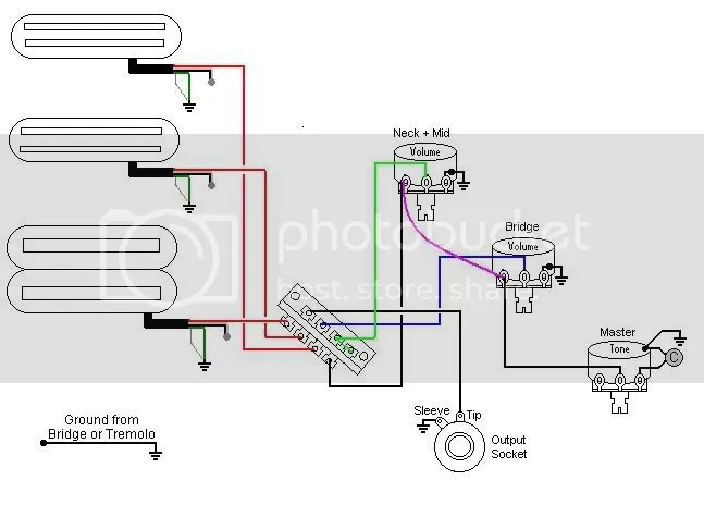 2 pickups volumes wiring diagram lincoln welder hey, i need an odd - ultimate guitar