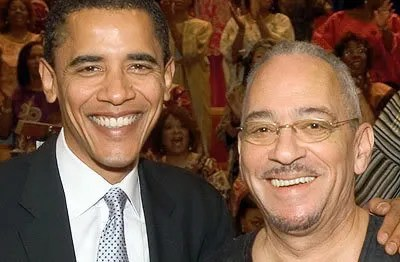 Jeremiah Wright and Barack Obama