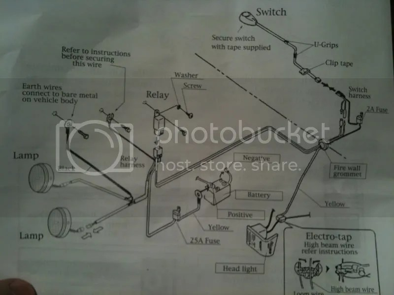 ipf lights wiring diagram 2006 cobalt radio spotlight trusted online auszookers com u2022 view topic spotties again jiiimny this time driving light
