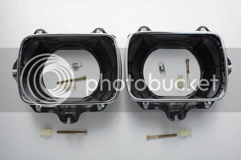 1995 Toyota 4runner Custom Headlights