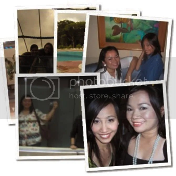 Very few pics of Diane and I together. Hehe. Where are our pics???
