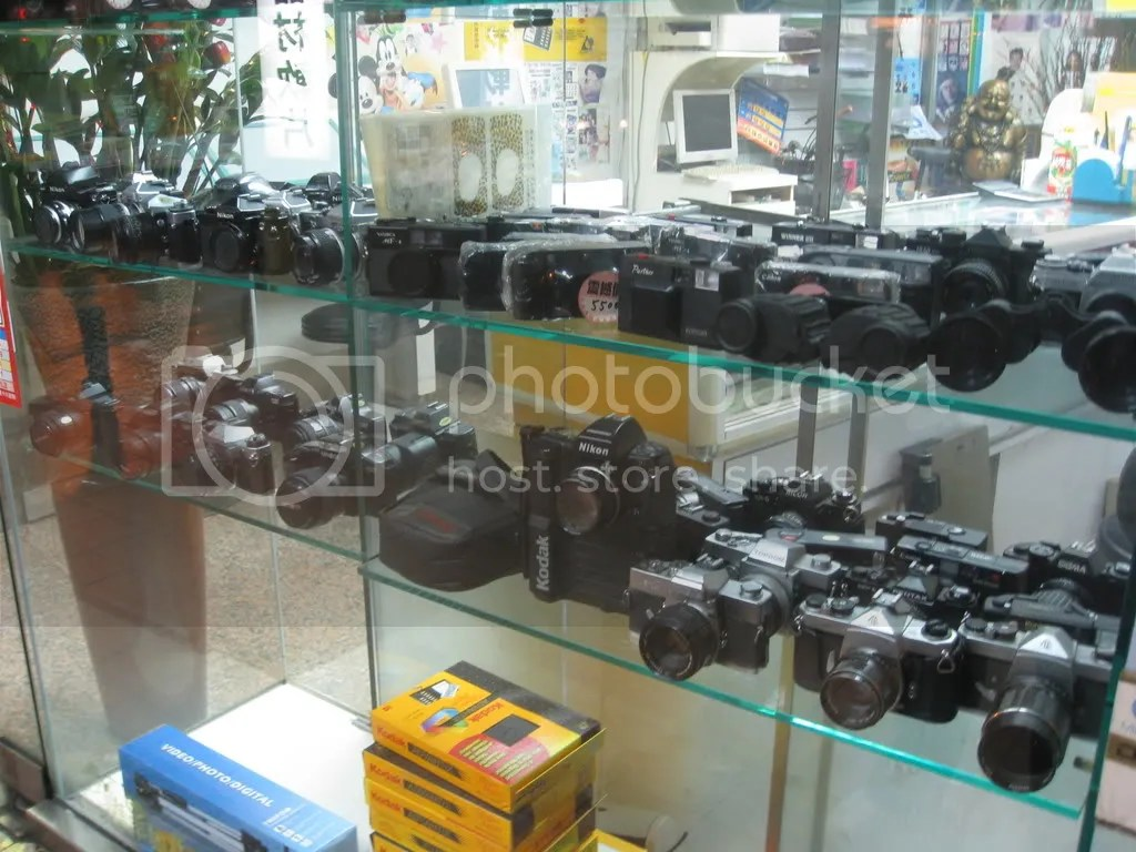 That nikon one is quite interesting..