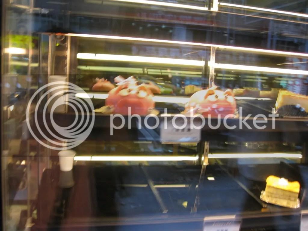 Piggy cakes o.o..