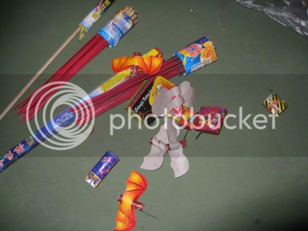 Firework stock!